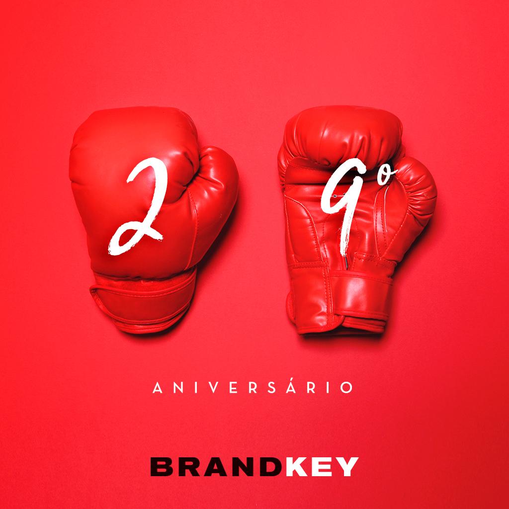 29 aniversario brandkey